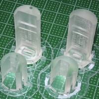 UV 3Dプリンタ Nobel 1.0 タンクの交換時期