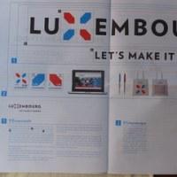 第2325回 New Luxembourg Logo - National Brand