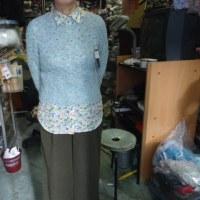2016年10月も長野の金子屋本店では母が40年間研究したカスパリー編みの応用を教えております
