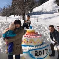 雪だるまコンテスト 特別賞の発表‼︎