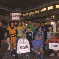2月12日 Hong Kong Marathon 2017