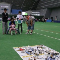 埼玉県民スポーツの日「スポーツフェスティバル2011」の釣り体験事業