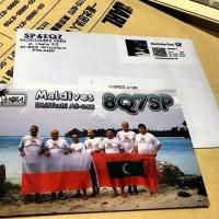 番外 QSLカード到着 From Germany3