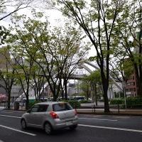 4月27日、午前9時過ぎの空模様