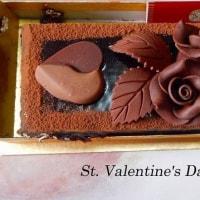 昨日は St. Valentine's Day