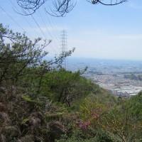 22 中山連山(478m:兵庫県宝塚市)縦走登山  これから下山へ
