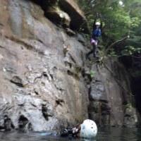 サワートレッキング&キャニオニング体験|西表島