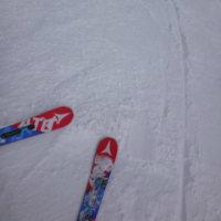 3月26日,日曜の志賀高原速報モード…雪降り,真冬の一日.すごいいい雪だったよ!