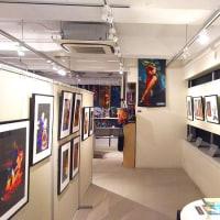 『寺沢武一原画展 「ART of COBRA Ⅱとか。」  〜帰ってきたヤツ〜』行って来ました♪