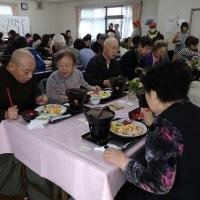 3月5日 春の食事会