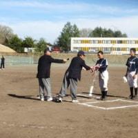 第4回日本少年野球長野県支部春季大会 試合結果と表彰式