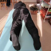 脊柱管狭窄症による腰痛、足のシビレ、筋力低下 全身の冷え 肩こり 胃の不調
