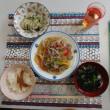 たぬきおやじのお勝手5月6日の料理