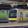 2017年7月27日,今朝の中央総武緩行線 E231-0番台