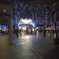 埼玉県で第2位のイルミネーション