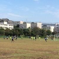 10月23日 湘南読売少年サッカー大会(1回戦)
