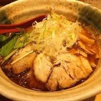 煮干しラーメン(アゴ出汁)