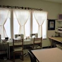 教室の模様替え