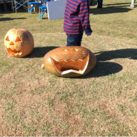Halloweenなクラフト市を発見