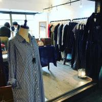 ki*raさんの洋服 room309のアクセサリー展が今尾賀商店でやってます!