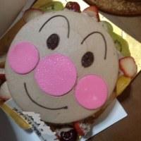 ケーキをもらったんだけど・・・。