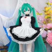 DD・M、L胸用 シンプルメイド服 ショート