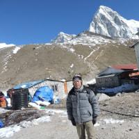 エベレスト街道トレック(15) カラ・パタール登山  Everest Trail Trek (15) Climbing Kala Pattar