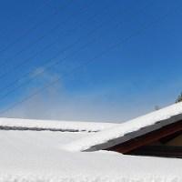 すごい雪です!