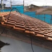 耐震工事屋根軽量編