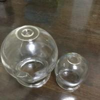 ガラスの吸玉〜台湾式?吸玉〜