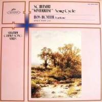 ◇クラシック音楽LP◇ハンス・ホッターのシューベルト:歌曲集「冬の旅」