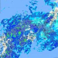 近畿地方、梅雨入り
