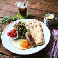 おうちでカフェ風♪デルソーレ「ブランナン」でブランチ