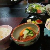 水上館~夕食編~