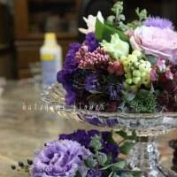 紫いろのお花