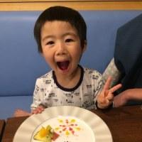 祝!長男4 歳☆