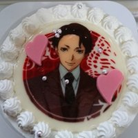 三好ケーキ届きました♪