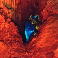 美しい龍泉洞