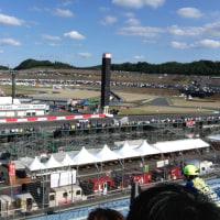 Moto GP 観戦