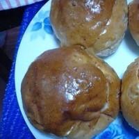 胡桃バターパン、これはお初だったので夕方食に:D