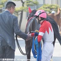 佐藤厚弘調教師と笠野雄大騎手