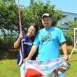 高橋(沼津)ママで世界大会へ 聴覚障害者・女子やり投げ