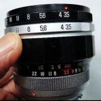 【第579沼】W-KOMURA  28mm F3.5 SRマウントちょい違う二個目