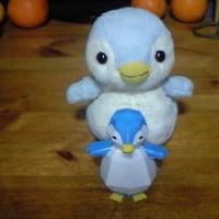 ペンギンのペーパークラフト