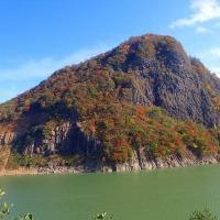 須川高原の秋