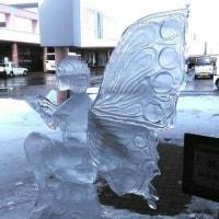 エルムの今年の氷像&誕生日