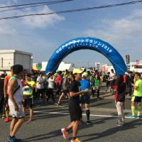 ちばアクアラインマラソンに参加しました