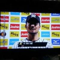 【阪神】オリックスに完封勝ち!