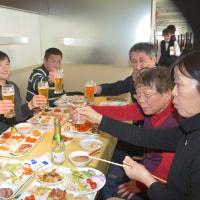 JA北小野支所・・鶴岡八幡宮で初詣・横浜ベイクルーズと中華街散策