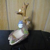 木陰のトトロ
